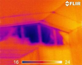 Infrared inspection imaging