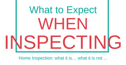 Home Inspection Blog